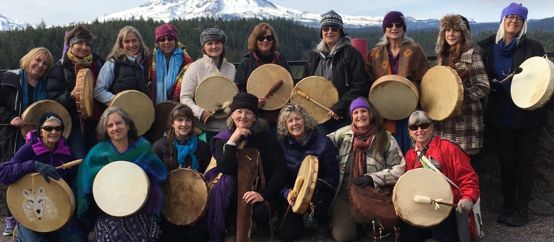 Women's Sacred Drum Circle